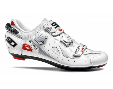 SIDI ERGO 4 road shoes white/white