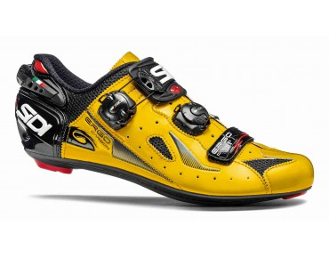 SIDI ERGO 4 road shoes yellow/black