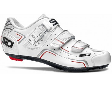 SIDI LEVEL road shoes white/white