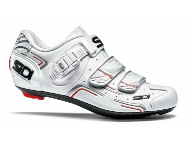 SIDI LEVEL women's road shoes white/white