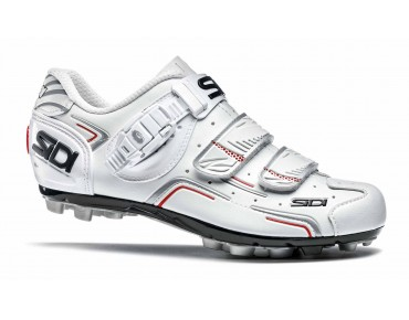BUVEL WOMAN MTB shoes white/white