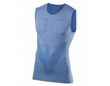 FALKE ATHLETIC FIT singlet smoky blue