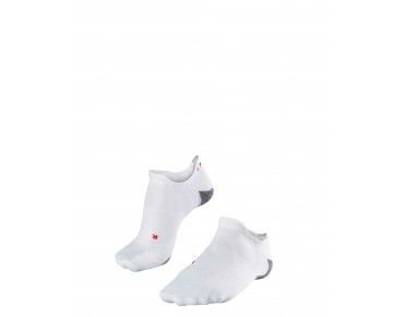 FALKE RU5 INVISIBLE socks white/grey