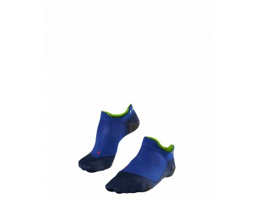 FALKE RU5 INVISIBLE socks athletic blue