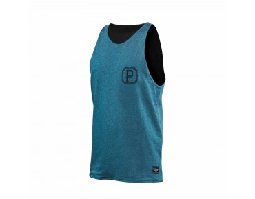 PLATZANGST TRAILOR Tank Top deep forest