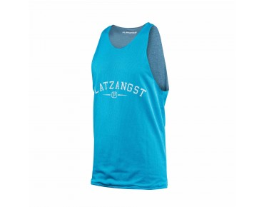PLATZANGST TRAILOR Tank Top trash blue