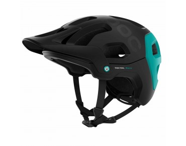 POC TECTAL RACE helmet uranium black/berly green