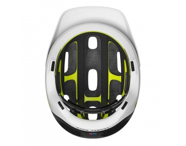 POC TRABEC RACE MIPS Helm white/black