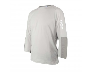 POC RESISTANCE MID cycling shirt amine grey