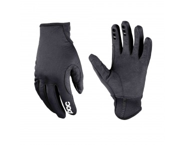 POC INDEX WINDBREAKER Handschuhe uranium black