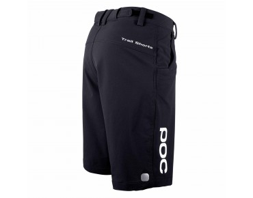 POC TRAIL women's shorts uranium black