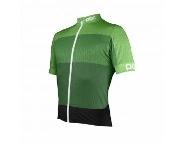 POC FONDO LIGHT Trikot pyrite multi green