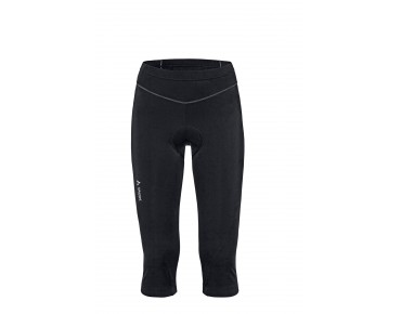 VAUDE ACTIVE ¾ PANTS women's bike trousers black