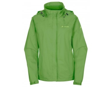 VAUDE ESCAPE BIKE LIGHT JACKET women's all-weather jacket apple