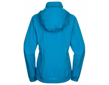 VAUDE ESCAPE BIKE LIGHT JACKET women's all-weather jacket spring blue