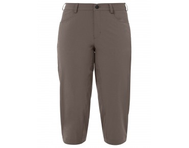 VAUDE YAKI ¾ PANTS women's bike trousers coconut