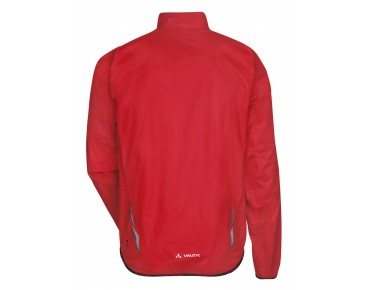 VAUDE DROP JACKET III all-weather jacket red