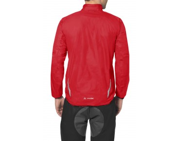 VAUDE DROP JACKET III Allwetter Jacke red