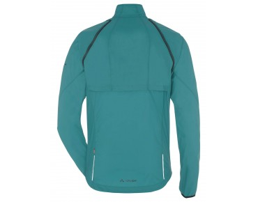 VAUDE WINDOO JACKET zip-off windbreaker neptune