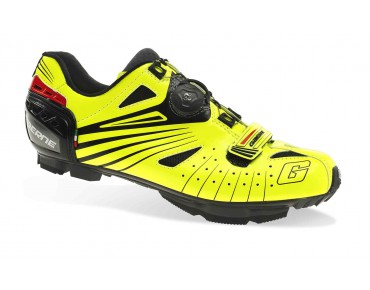 GAERNE G FAST MTB shoes yellow