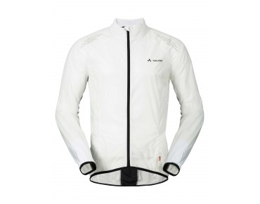 VAUDE PRO WINDSHELL LW JACKET windbreaker white