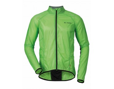 VAUDE PRO WINDSHELL LW JACKET windbreaker gooseberry