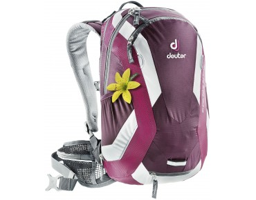 deuter SUPERBIKE 14 EXP SL women's backpack aubergine/magenta