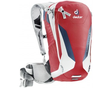 deuter COMPACT LITE backpack fire-white