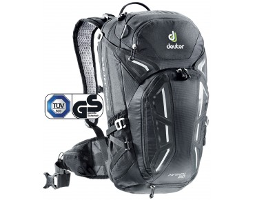 deuter ATTACK 20 backpack black