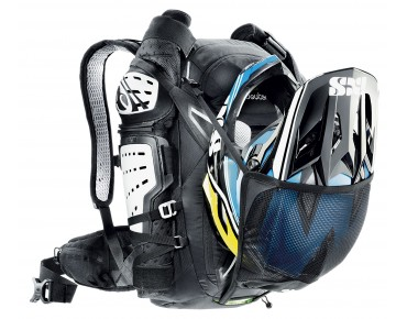 deuter ATTACK 20 - zaino black