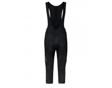 VAUDE ADVANCED II 3/4-length bib tights black