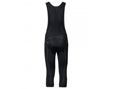 VAUDE ADVANCED ¾ BIB PANTS II Trägerhose black