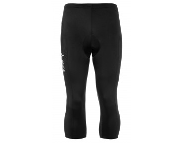 VAUDE ACTIVE ¾ PANTS Bikehose black