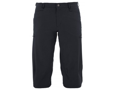 VAUDE YAKI ¾ PANTS cycling trousers black