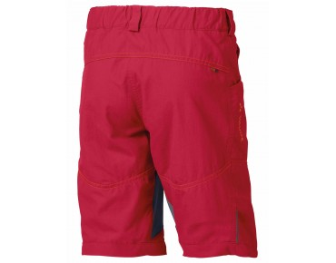 VAUDE GRODY SHORTS IV Bikeshorts für Kinder indian red