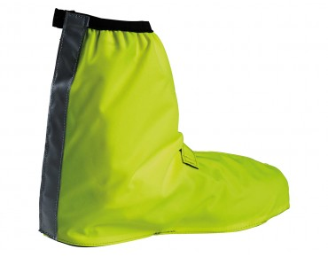 GAITER SHORT overshoes neon yellow