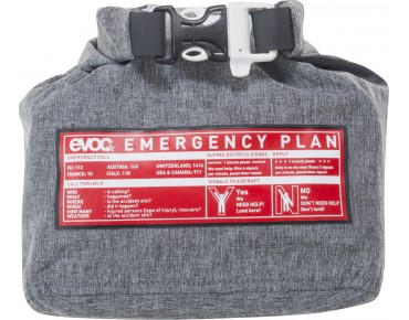 evoc FIRST AID KIT WATERPROOF S black
