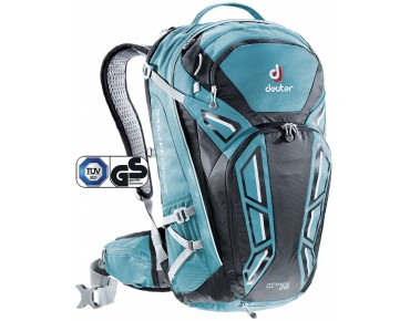 deuter ATTACK TOUR 28 - zaino petrol-black