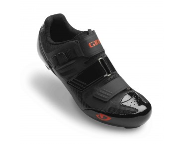 GIRO APECKX II road shoes black/bright red