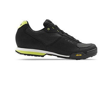 GIRO PETRA VR women's MTB shoes black/wilde lime