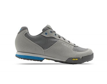 GIRO PETRA VR women's MTB shoes titanium/blue jewel