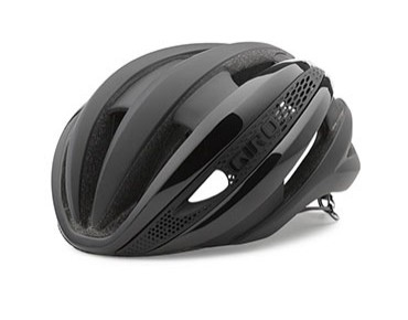 GIRO SYNTHE road helmet matte black