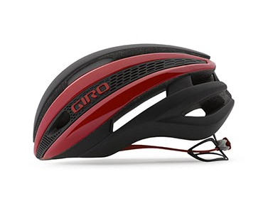 GIRO SYNTHE road helmet bright red/matte black