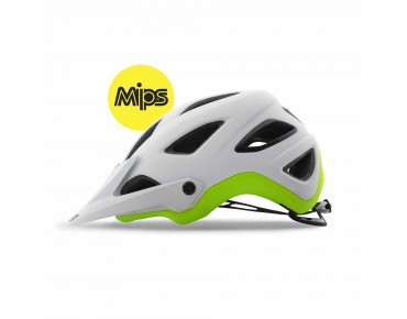GIRO MONTARO helmet with MIPS matte white/lime