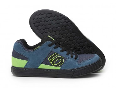 FIVE TEN FREERIDER - scarpe MTB flat blanch blue