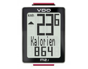 VDO M2.1 WL bike computer – wireless 2016 –