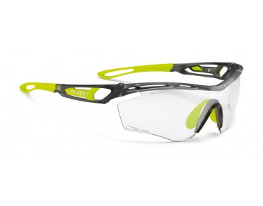 RUDY PROJECT TRALYX Sportbrille ice graphite matte/impactX photochromic  2 laser black