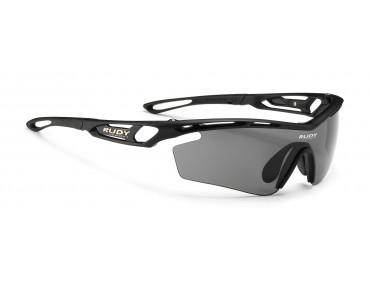 RUDY PROJECT TRALYX SX sports glasses matte black/smoke black
