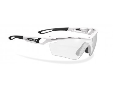 RUDY PROJECT TRALYX SX sports glasses white gloss/impact X photochromic 2 black