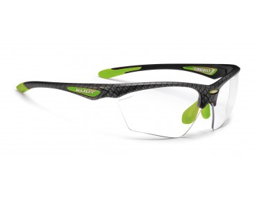 RUDY PROJECT STRATOFLY glasses carbonium/lime photoclear